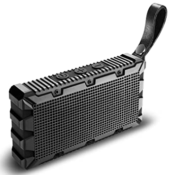 Review Wireless Waterproof Bluetooth Speaker