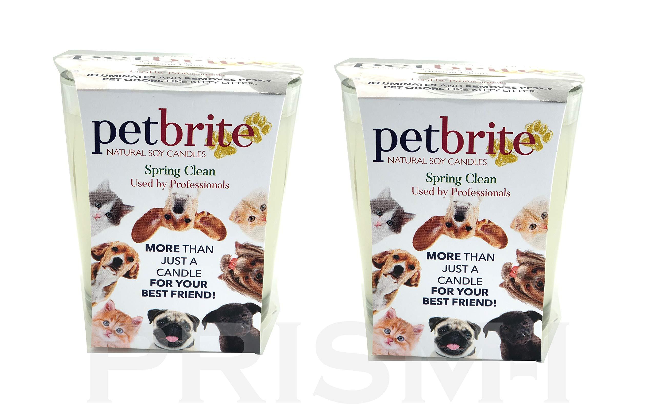 2 X Pet Brite - Spring Clean,Festive Scents