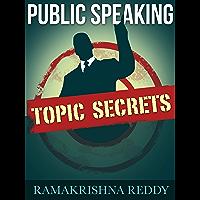 Public Speaking Topic Secrets