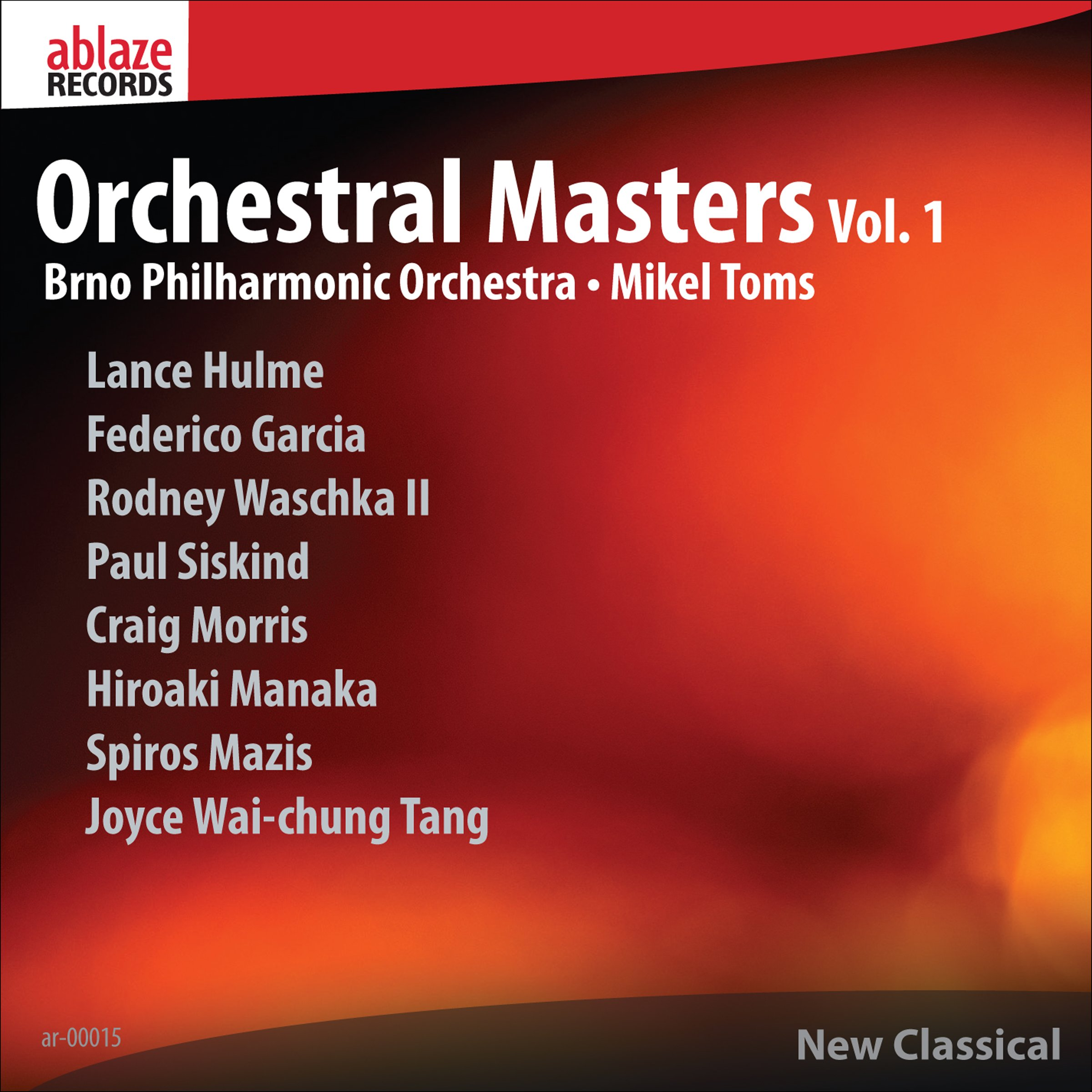 Orchestral Masters, Vol. 1 by CD Baby
