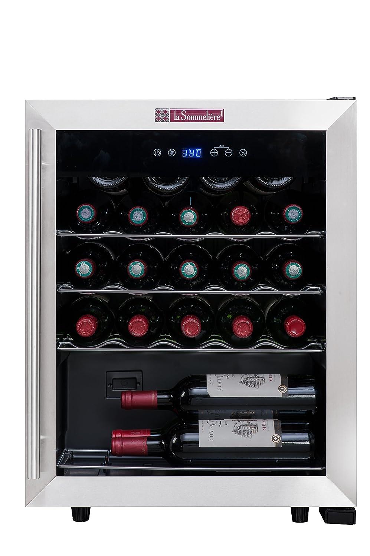 LS24A Weinkeller La Sommeli/ère Um Ihre Weinflaschen unter besten Bedingungen zu lagern ohne die Qualit/ät und Aromen zu verlieren