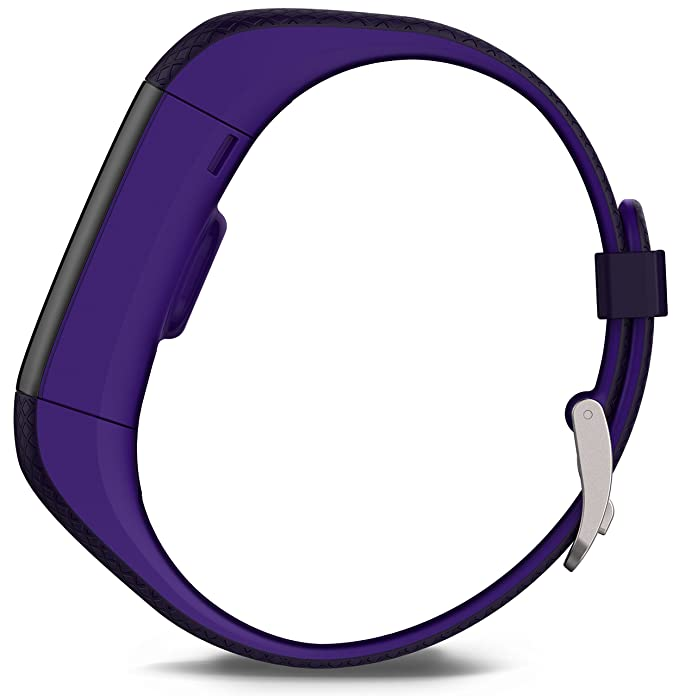 Amazon.com: Garmin 010-01955-31 Vivosmart HR Plus - Ww, Purple, Regular: Cell Phones & Accessories
