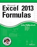 Microsoft Excel 2013 Formulas (MISL-WILEY)