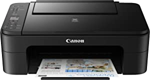 Canon Pixma TS3320 BK, Amazon Dash Replenishment Ready