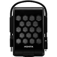 A-Data AHD720-1TU3-CBK Disco Duro Externo USB Resistente a Golpes, Agua y Polvo , memoria de 1 TB