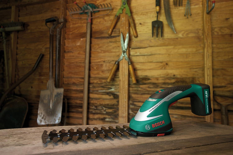 Bosch ASB 10,8 LI SET - Set de tijeras cortacésped y tijeras ...
