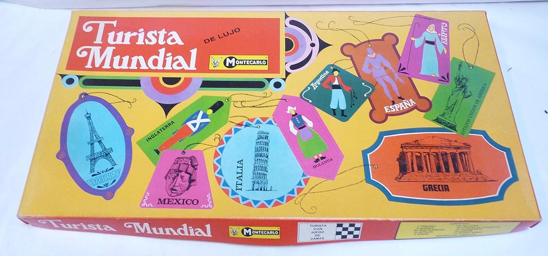Amazon.com: Turista Mundial Du Lujo Montecarlo: Toys & Games