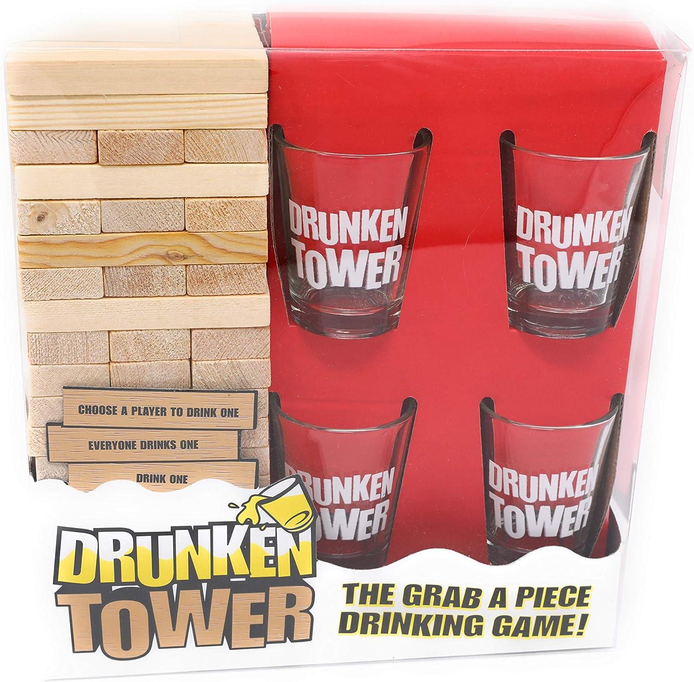 Tradeopia Corp. Drunken Tower: Amazon.es: Juguetes y juegos