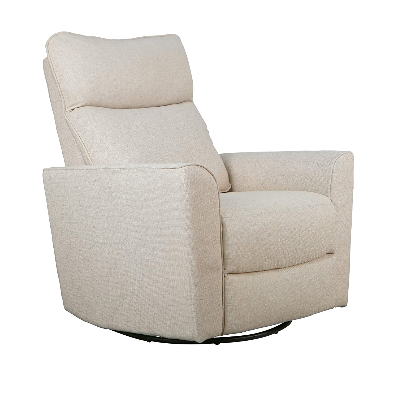 Miraculous Amazon Com Karla Dubois Soho Swivel Glider Baby Machost Co Dining Chair Design Ideas Machostcouk