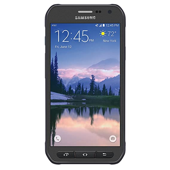separation shoes 92661 d5292 Samsung Galaxy S6 Active, 32 GB , Grey (AT&T)