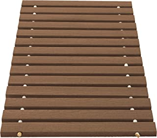 product image for Furniture Barn USA EverGrain Composite Decking Roll Up Walkway, Weatherwood