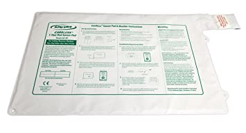 Cordless Bed Sensor Pad with Transmitter Size: 20