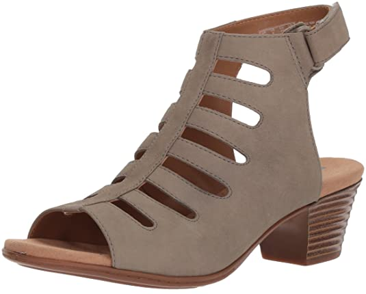 Clarks Women's Valarie Shelly Heeled Sandal by Clarks