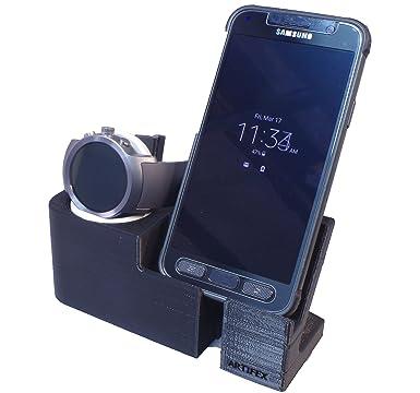 LG deporte reloj inteligente soporte, Artifex de carga Dock Soporte para LG deporte Smartwatch,
