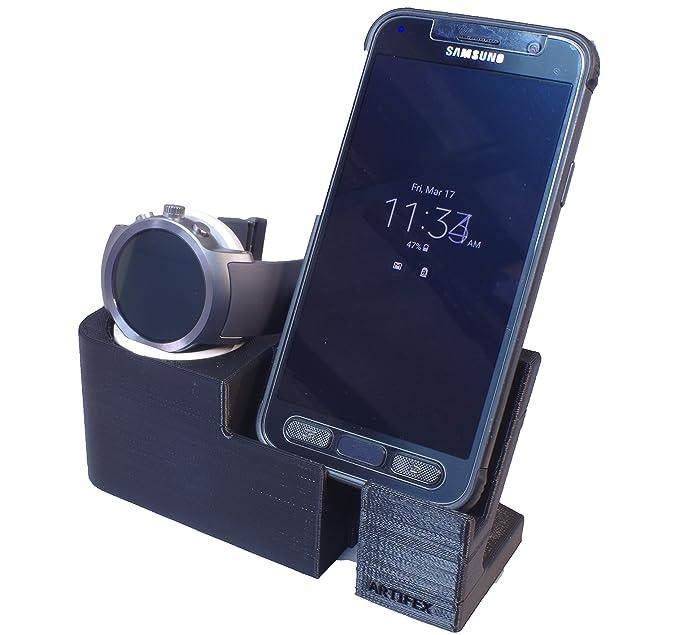 LG Deporte Reloj Inteligente Soporte, Artifex de Carga Dock ...