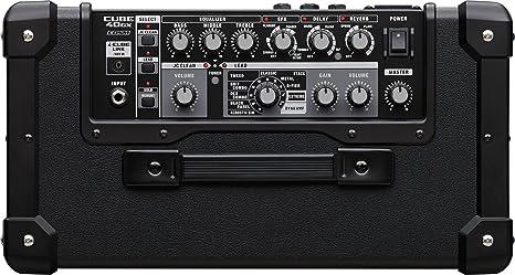 Amplificador Roland CUBE-40GX: Amazon.es: Instrumentos musicales