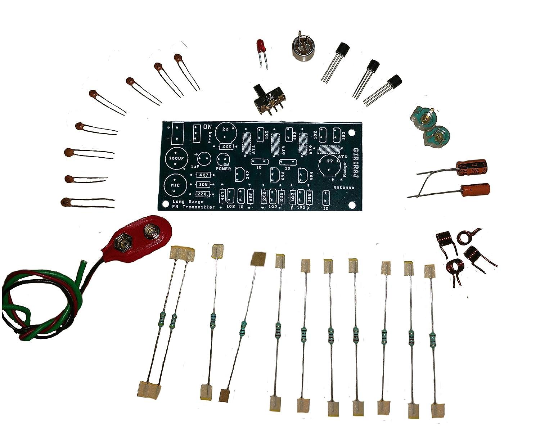Sivy Diy Kit Fm Transmitter Electronics Also Stereo Lifier Circuit Long Range