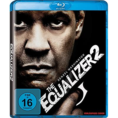 The Equalizer 2 [Blu-ray] [Alemania]