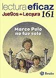 Marco Polo no fue solo Juego de Lectura (Castellano - Material Complementario - Juegos De Lectura) - 9788421670453
