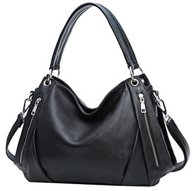06ceff802ce Valentine's Day Gifts Heshe Womens Leather Shoulder Handbags Ladies ...