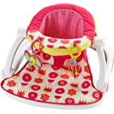 Fisher-Price Sit-Me-up Floor Seat Red (Red)