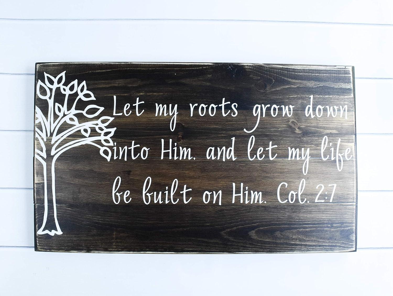 Christian Wood Sign Bible Verse Wall Art Wood Wall Decor Christian Wall Plaque