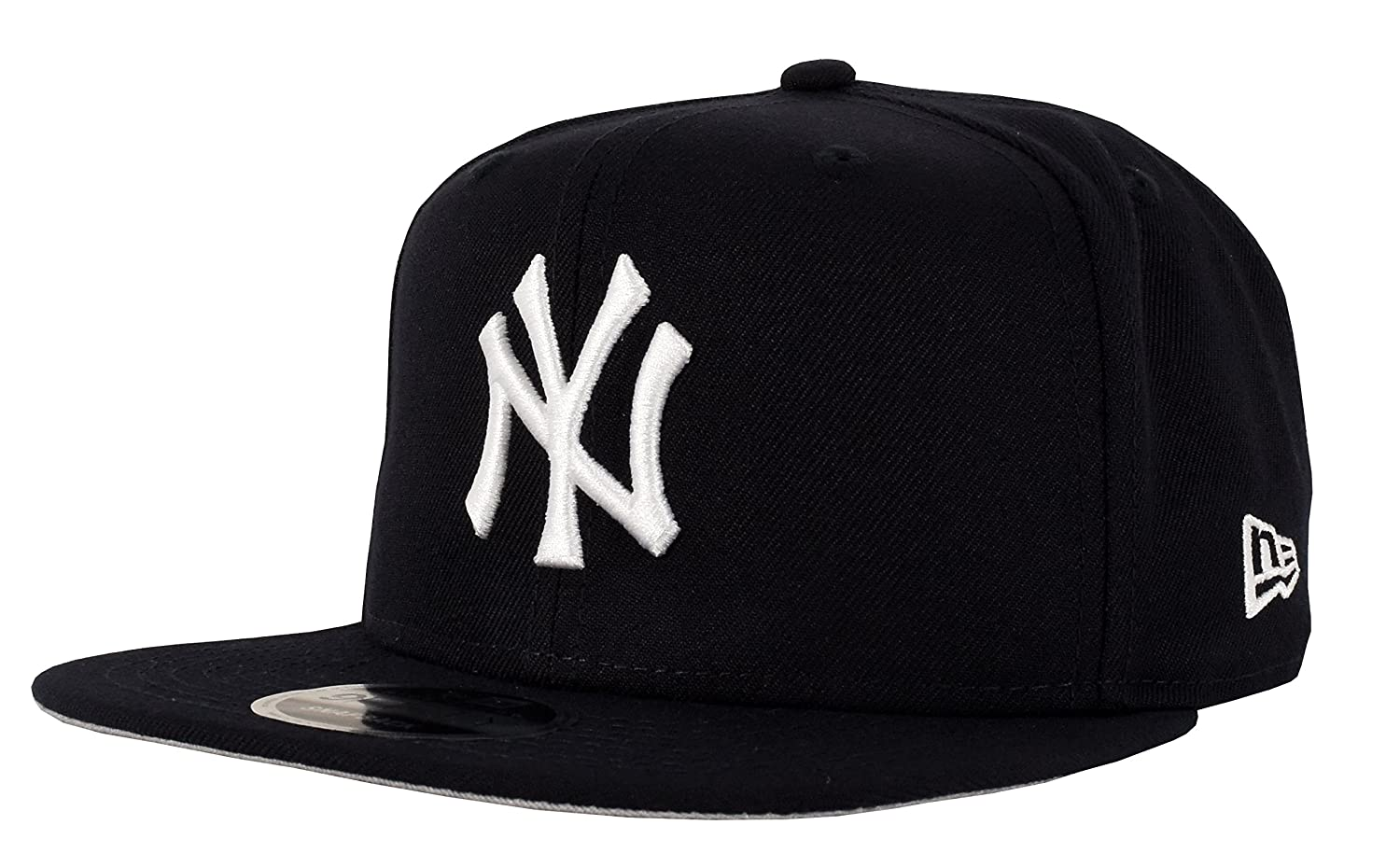 separation shoes ad283 61432 Amazon.com   New Era New York Yankees 9Fifty High Crown Snapback, Navy    Sports   Outdoors