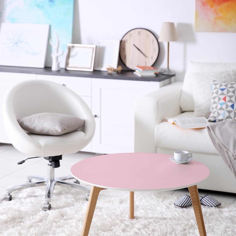 Klebefolie rosa hell einfarbig - Rosé - pink - Designfolie ...