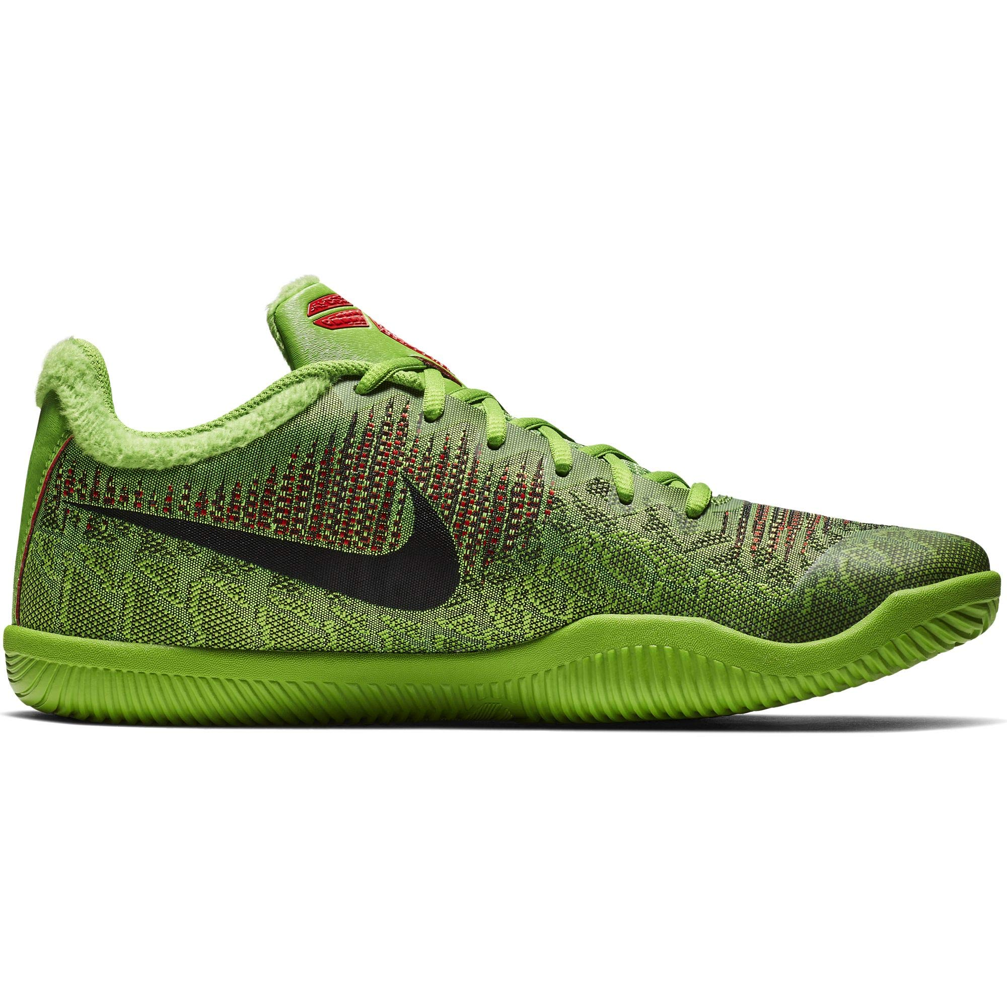 size 40 5a05c c710e Galleon - Nike Men s Mamba Rage Basketball Shoes Electric Green Black Volt  Size 11 M US