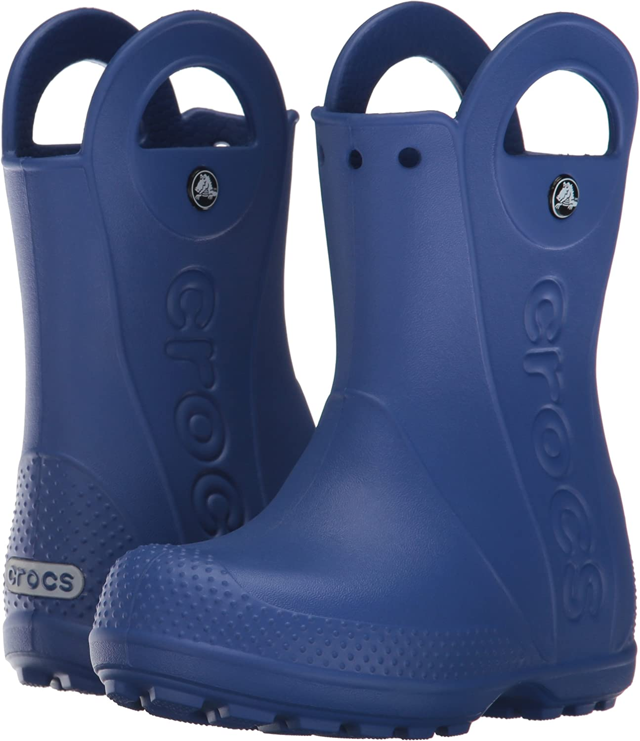 Crocs Kids Handle-it Rain Boot Shoe