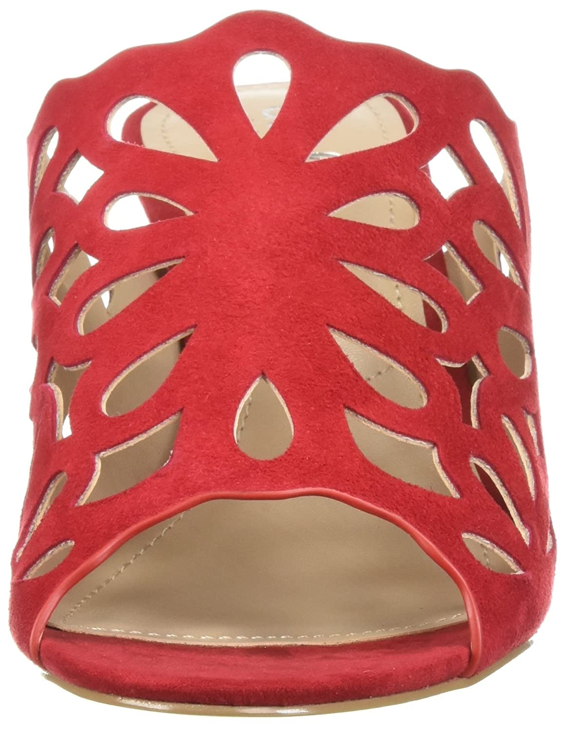 Charles by Charles David Women's Nicki Slide Sandal B075QKPK6T 5.5 B(M) US|Scarlet