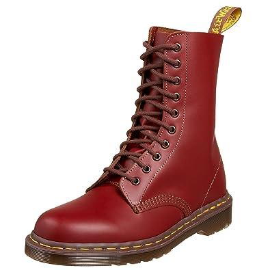 5156dcac45d Amazon.com   Dr. Martens Men's Original 1490 Boot, Oxblood, 4 UK (US ...