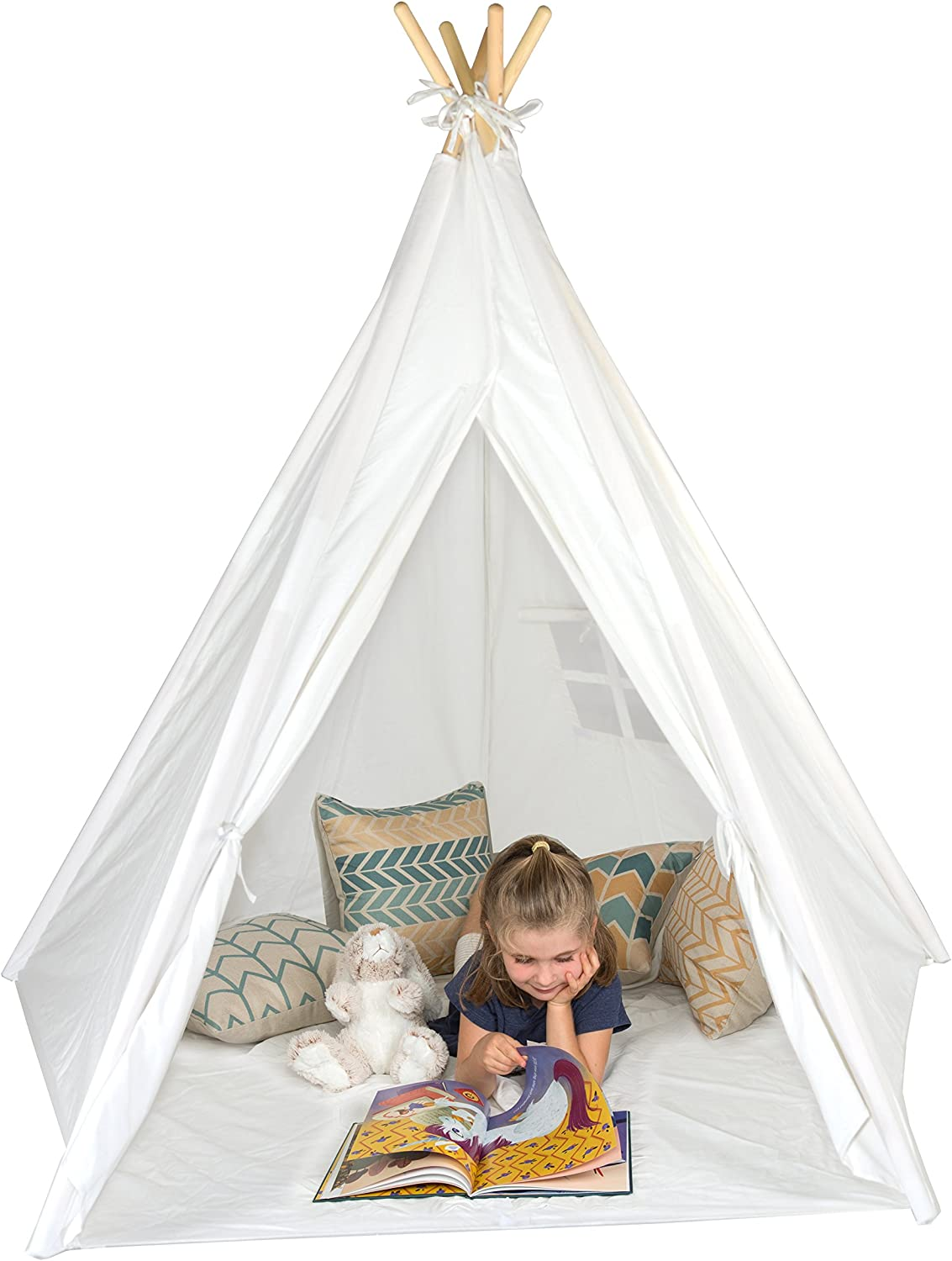 Top 15 Best Kids Teepee Tents (2020 Reviews & Buying Guide) 12