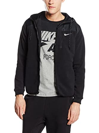 7577a1ebcf4d Image Unavailable. Image not available for. Color  Nike Men s Advance 15  Full-Zip Hoodie ...