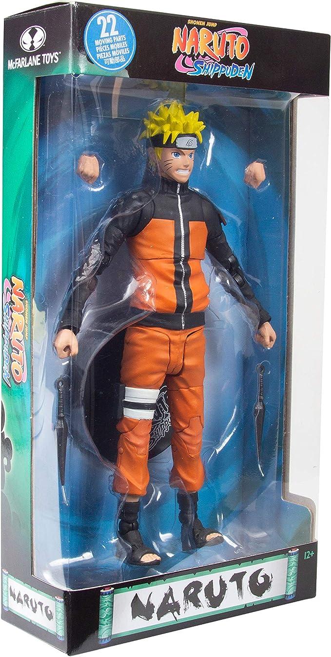 McFarlane Shonen Jump Naruto Shippuden Naruto Figurine