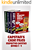 Capstan's Case Files: A funny urban crime comedy series that will have you laughing out loud (Inspector Capstan books 1 - 4)