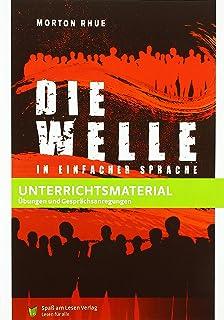 c21231c4438ed0 Die Welle  In Einfacher Sprache  Amazon.de  Spaß am Lesen Verlag ...