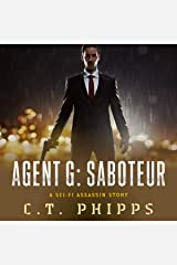 Agent G: Saboteur Audible Audiobook