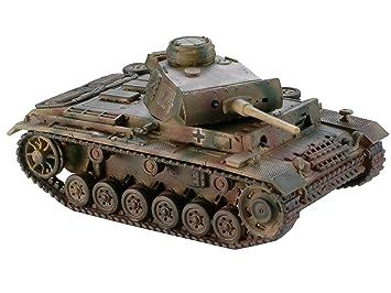 Revell 03133 Panzer III Tipo L - Maqueta de Tanque (Escala 1 ...