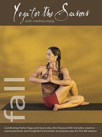 Amazon.com: Yoga for the Seasons - Fall Vinyasa DVD with ...