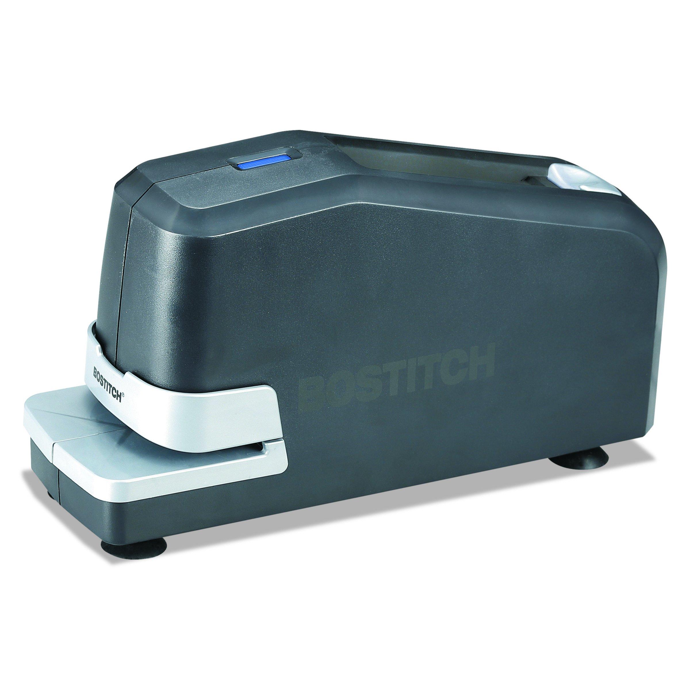 Bostitch Impulse 25 Electric Stapler, 25 Sheet Capacity, Black (02210)