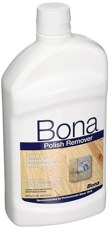 Amazoncom Bona Polish Remover Floz Home Kitchen - Bona floor stripper