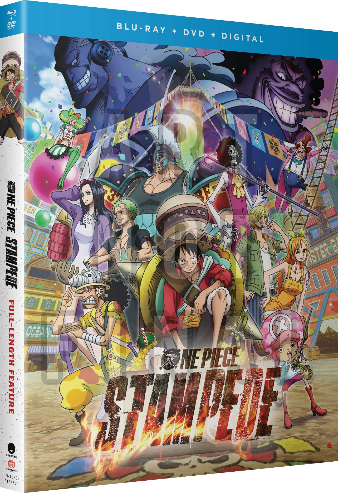 One Piece Stampede Bs