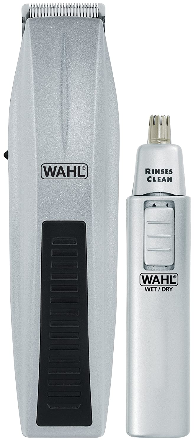 Wahl 5537-420 Mustache and Beard with Bonus Trimmer Fesco Distributors