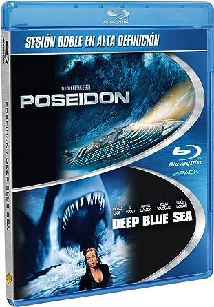 Pack Poseidón + Deep Blue Sea [Blu-ray]: Amazon.es: Josh Lucas ...