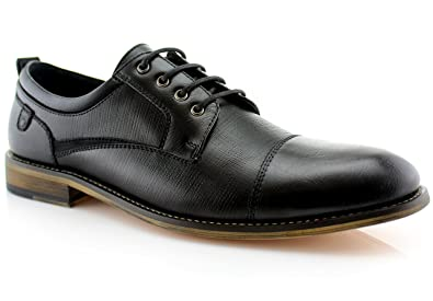 Lace Up Shoes for Men Oxfords, Derbies and Brogues On Sale, Black, Leather, 2017, 10 6 7.5 8 8.5 9 Churchs