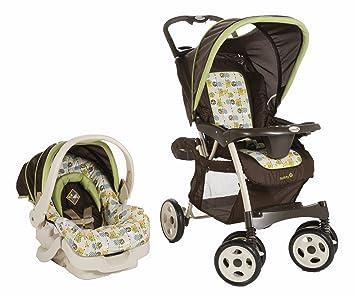 Amazon Com Safety 1st Jaunt Travel System Droplet Infant Car