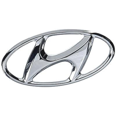 HYUNDAI Emblem-Symbol Mark: Automotive