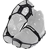 Yaktrax Spikes for Walking on Ice and Snow (1 Pair)