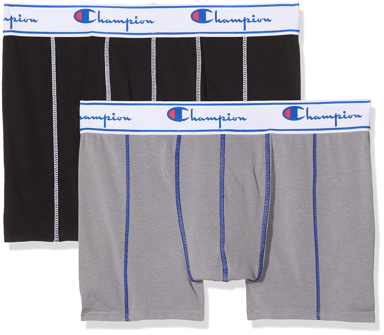 Champion Coton Bóxer (Pack de 2) para Hombre